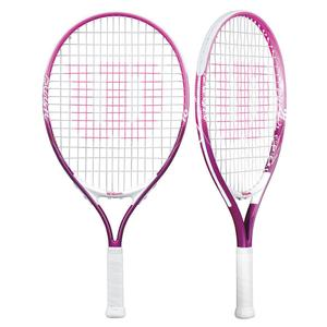 WILSON 2013 BLUSH 21 JUNIOR TENNIS RACQUET