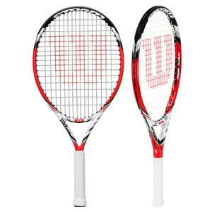 WILSON STEAM 23 JUNIOR TENNIS RACQUET