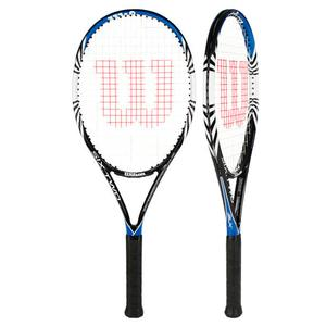 WILSON SIX.TWO BLX 100 PRESTRUNG TENNIS RACQUET