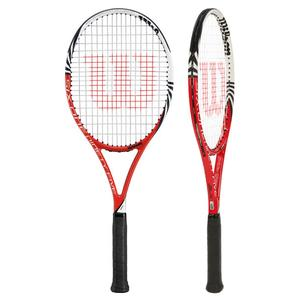 WILSON NEW SIX.ONE 95 BLX 16X18 TENNIS RACQUET