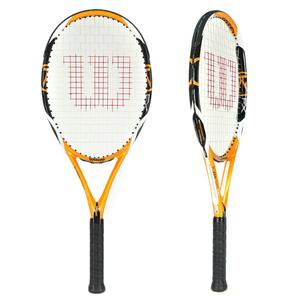 WILSON K ZEN TEAM FX ORANGE 103 TENNIS RACQUETS