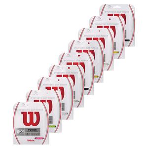 WILSON SYNTHETIC GUT POWER TENNIS STRING