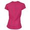 NIKE WOMENS NOVELTY KNIT TENNIS TOP PINK FORC