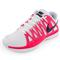 NIKE WOMENS ZOOM VAPOR 9 TOUR SHOES WH/PK OUTTER SIDE