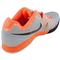 NIKE MENS VAPOR COURT TENNIS SHOES GY/ORAN