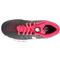 K-SWISS WOMENS BIGSHOT LIGHT SHOES BLACK/RED