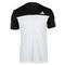 ADIDAS BOYS CLUB TENNIS TEE WHITE/BLACK