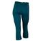 ADIDAS WOMENS PERF MID-RISE 3/4 TIGHT MINERAL