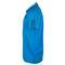 adidas MENS BARRICADE TENNIS POLO SHOCK BLUE