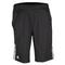 ADIDAS BOYS CLUB BERMUDA TNS SHORT BLACK/WHT