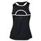chrissie by tail WOMENS MARLEE TENNIS TANK BLACK