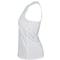 ELIZA AUDLEY WOMENS PEPLUM TENNIS JACKET WHITE LEFT SIDE