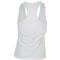 ELIZA AUDLEY WOMENS PEPLUM TENNIS JACKET WHITE BACK SIDE
