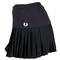 FRED PARRY  WOMENS PLEATED TENNIS BALL SKORT NAVY