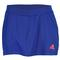 ADIDAS WOMENS ADIZERO TENNIS SKORT HERO INK FRONT SIDE