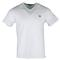 Fred Perry MENS V NECK TENNIS TEE WHITE