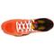 NEW BALANCE MENS 1296 D WIDTH TENNIS SHOES ORANGE/BK