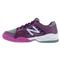 NEW BALANCE WOMENS 896V1 B WTH TNS SHOES IMPER/DP PU SIDE