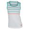 adidas WOMENS ALL PREMIUM TNS TANK WHITE