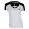 ADIDAS GIRLS CLUB TENNIS TEE WHITE/BLACK
