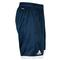 ADIDAS MENS COURT TENNIS SHORT COLL NAVY/WH SIDE