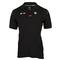 ADIDAS MENS RG Y-3 ON-COURT TENNIS POLO BLACK FRONT