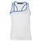 Polo Ralph Lauren WOMENS CROSSOVER TNS TANK PURE WHITE