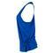 Polo Ralph Lauren WOMENS CINCHED TENNIS TANK DIPLOMAT BLUE