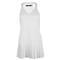 Polo Ralph Lauren WOMENS V NECK TENNIS DRESS PURE WHITE