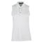 Polo Ralph Lauren WOMENS SLEEVELESS TOURNAMENT POLO WHT