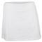Polo Ralph Lauren WOMENS BACK FLOUNCE TNS SKORT PURE WHITE