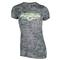 loveall  WOMENS PARTY AT THE NET TENNIS TEE GRAY