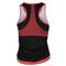 Bolle WOMENS MOULIN ROUGE TNS TANK BLK/RG Back