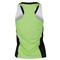 Bolle WOMENS TWIST OF LIME TNS TANK WHITE/BLK back