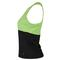 Bolle WOMENS TWIST OF LIME TNS TANK BLK/LIME Side