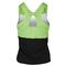 Bolle WOMENS TWIST OF LIME TNS TANK BLK/LIME Back
