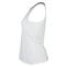Eleven WOMENS LOVE TENNIS TANK WH/FROST GY Side