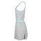 eleven WOMENS MIAMI TNS DRESS STRIKE PRINT/ICY