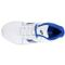 LOTTO JUNIORS T-TOUR II SHOES WHITE/BLUE