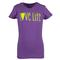 Loveall GIRLS LOVE LIFE TENNIS TEE front