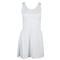 Lija WOMENS RUNWAY TENNIS DRESS WHITE front