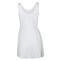 Lija WOMENS RUNWAY TENNIS DRESS WHITE back