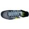 NIKE MENS AIR MAX CAGE TENNIS SHOES WH/NAVY