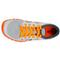 NIKE BOYS FREE 5.0 RUNNING SHOES GRAY/OR